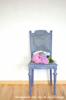 Krzesło PURPLE & GREY